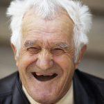gesunder alter Mann