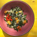 taboule kräutersalat