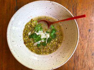 mungbohnen suppe