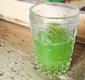 minze melisse zitronenwasser